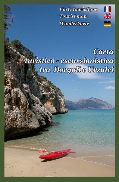 Sardinien Wanderkarte: Abies tra Dorgali e Urzulei, 1:30.000