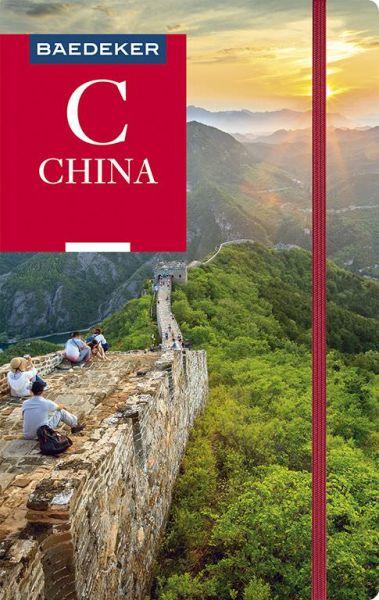 China Reiseführer von Baedeker