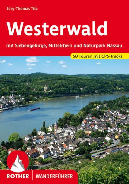 Westerwald Wanderführer, Rother