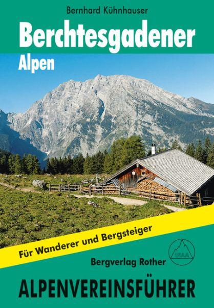 Alpenvereinsführer: Berchtesgadener Alpen - Rother