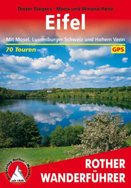 Eifel Wanderführer, Rother