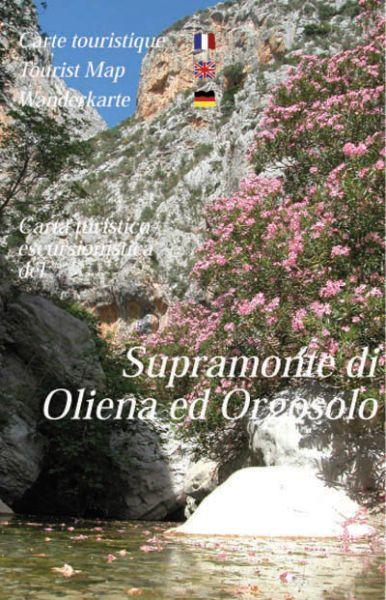 Sardinien Wanderkarte: Edizioni Abies Supramonte di Oliena ed Orgosolo 1:30.000