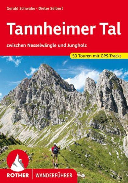 Tannheimer Tal Wanderführer, Rother