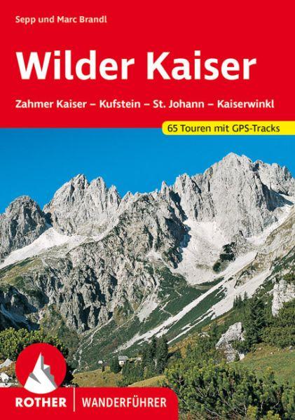 Wilder Kaiser Wanderführer, Rother