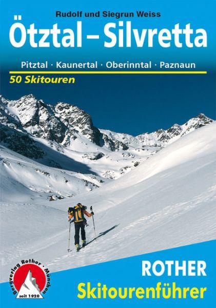 Ötztal - Silvretta Rother Skitourenführer
