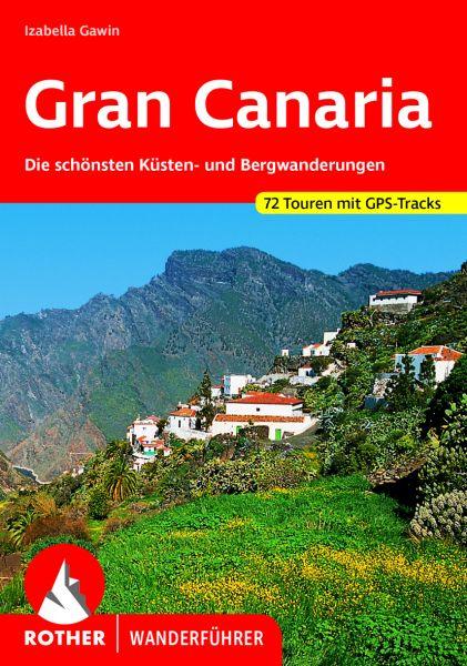 Gran Canaria Wanderführer, Rother