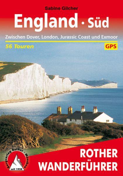 England Süd Wanderführer - Rother