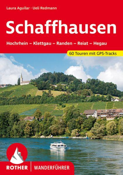 Schaffhausen Wanderführer - Rother