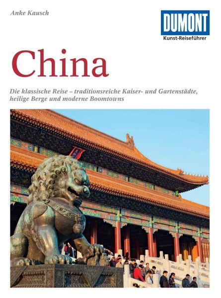China - Dumont Kunst-Reiseführer