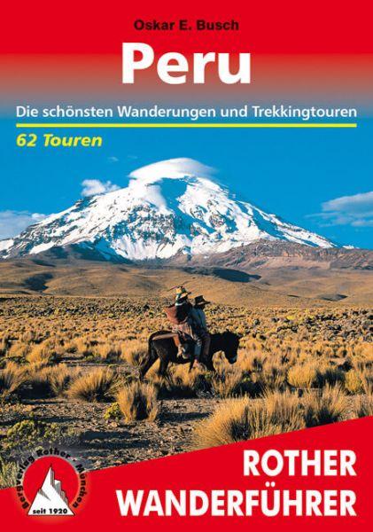 Peru Wanderführer, Rother