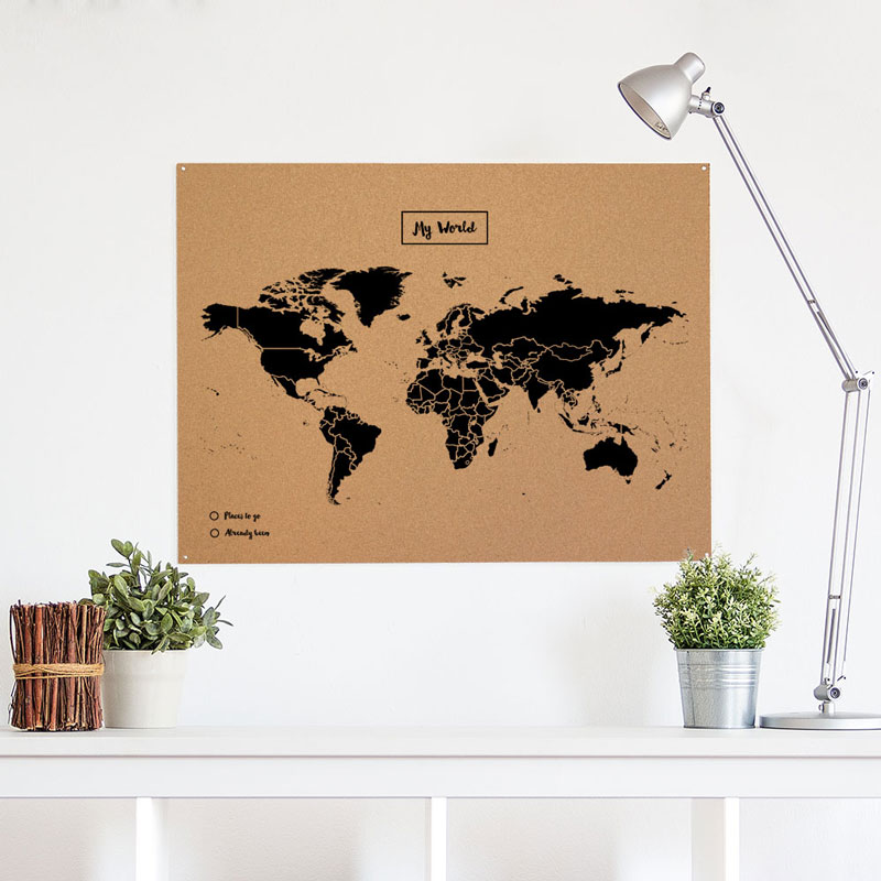 Woody Map