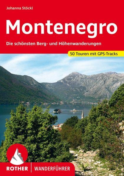 Montenegro Wanderführer, Rother