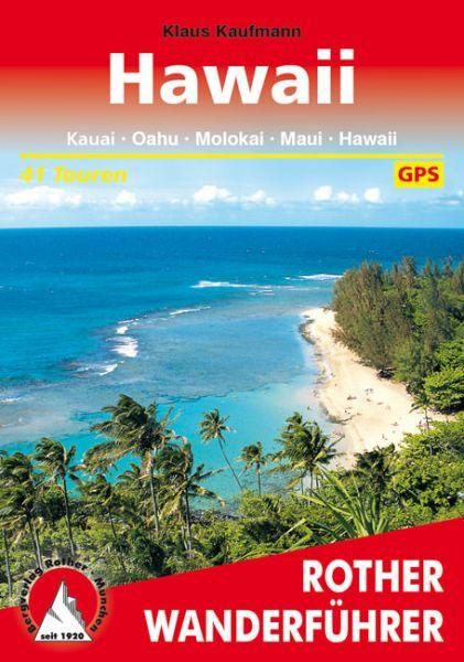 Hawaii Wanderführer, Rother