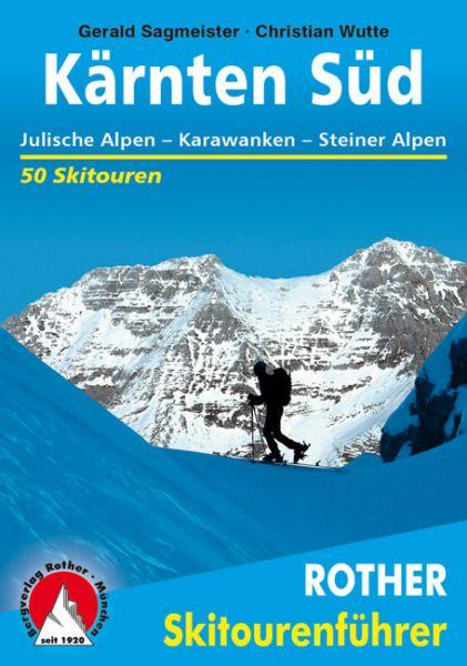 Kärnten Süd Rother Skitourenführer