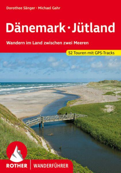 Dänemark - Jütland Wanderführer, Rother