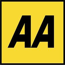 AA - Straßenkarten GB