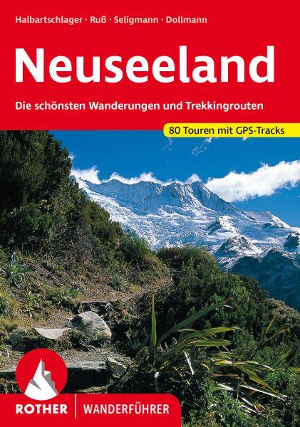 Neuseeland Wanderführer, Rother
