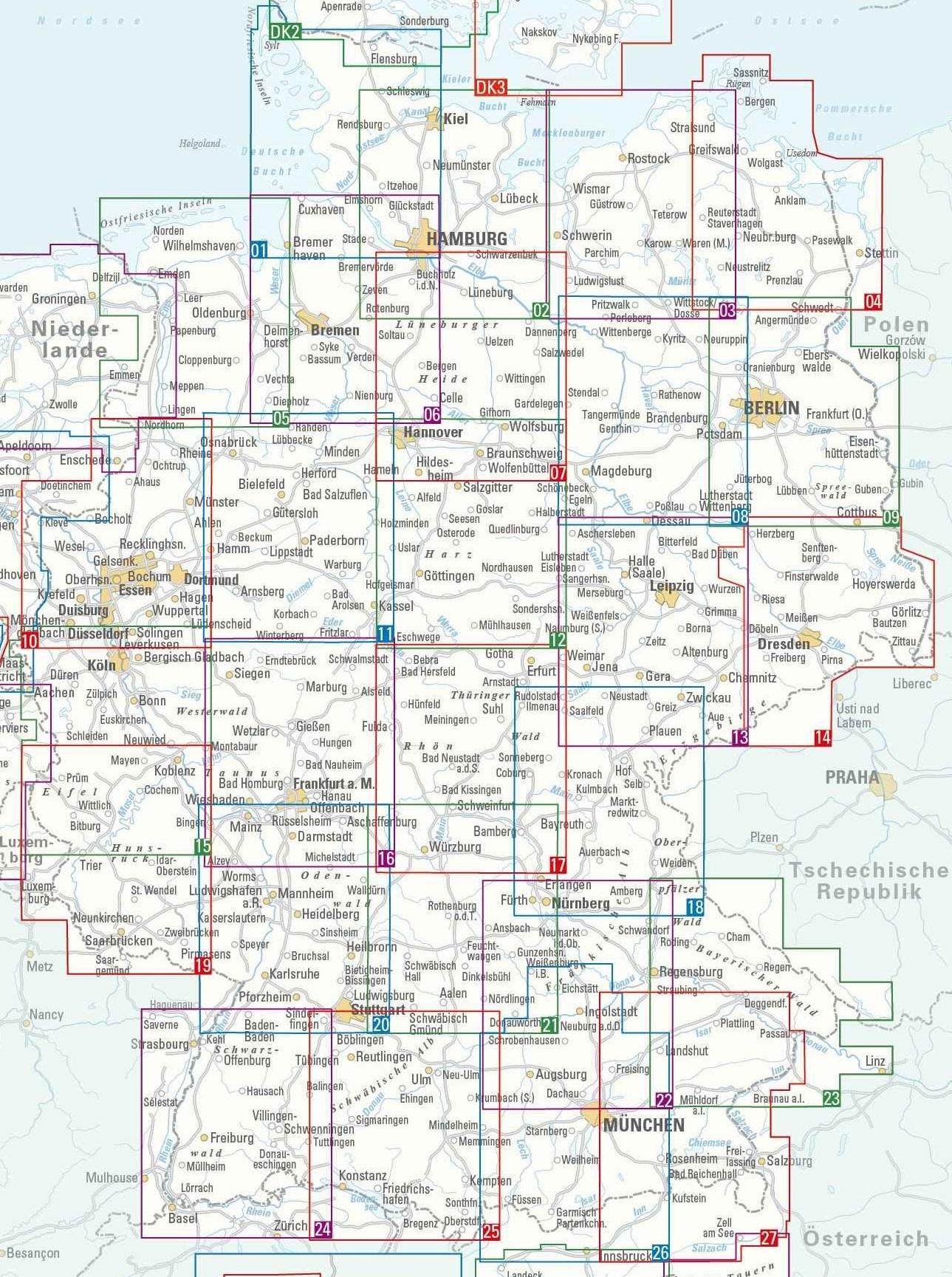 Schwäbische Alb Karte Städte.Adfc Radtourenkarte 25 Bodensee Schwäbische Alb Radwanderkarte 1 150 000